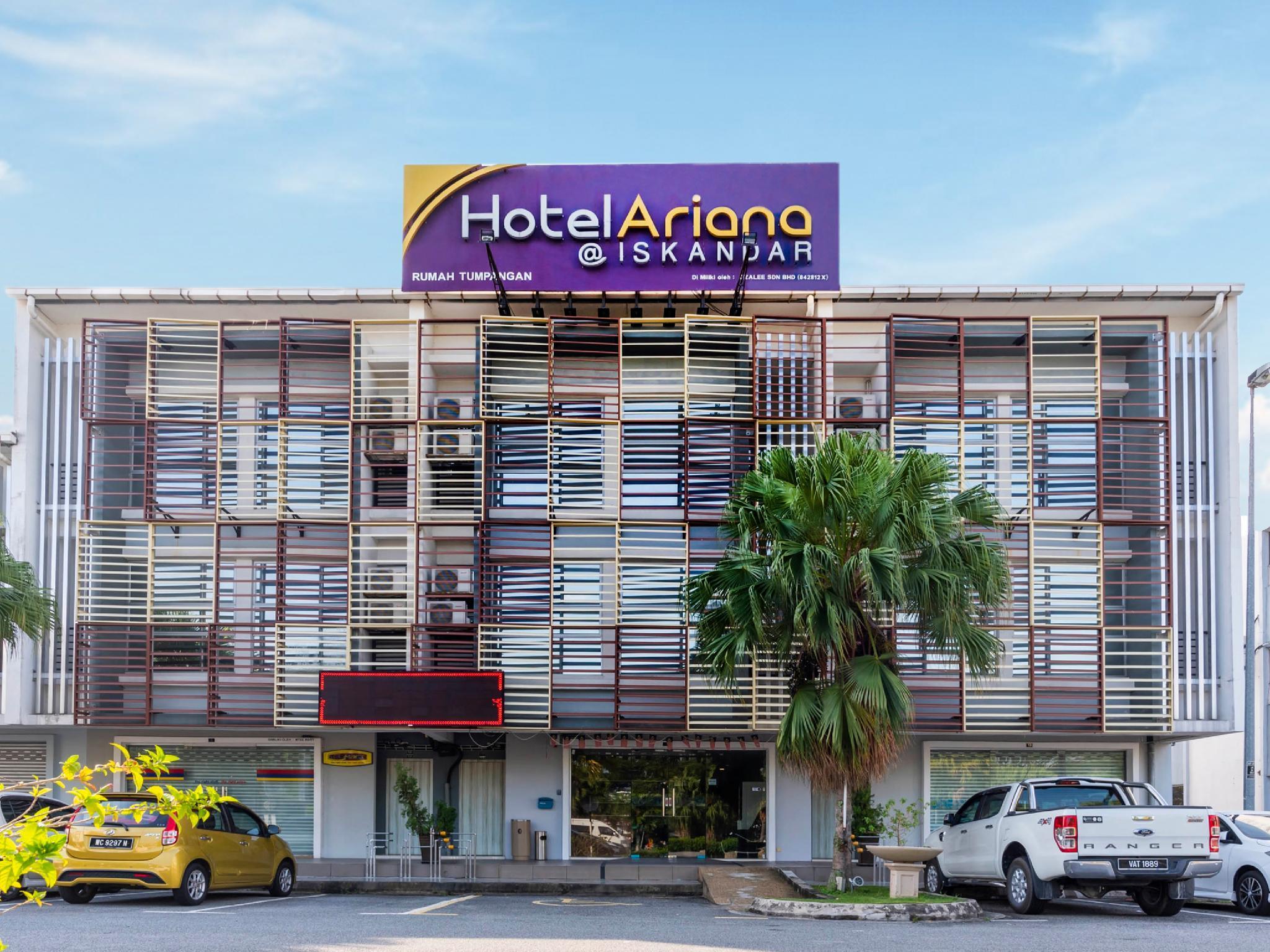 OYO 898 Hotel Ariana Iskandar, Johor Bahru