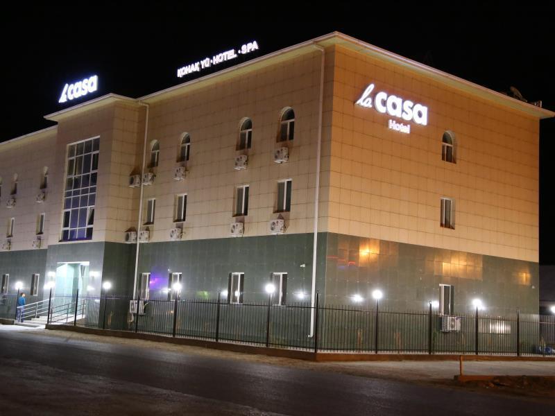 La Casa Hotel, Atyrau