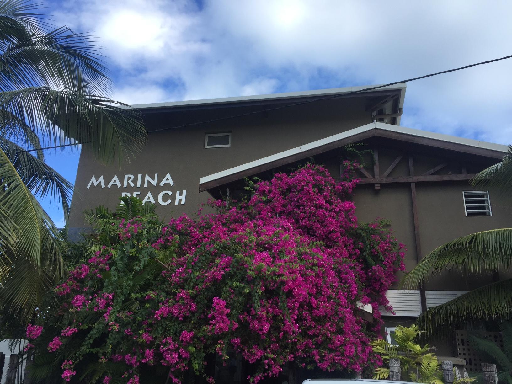 Marina Beach Hotel, Nouméa