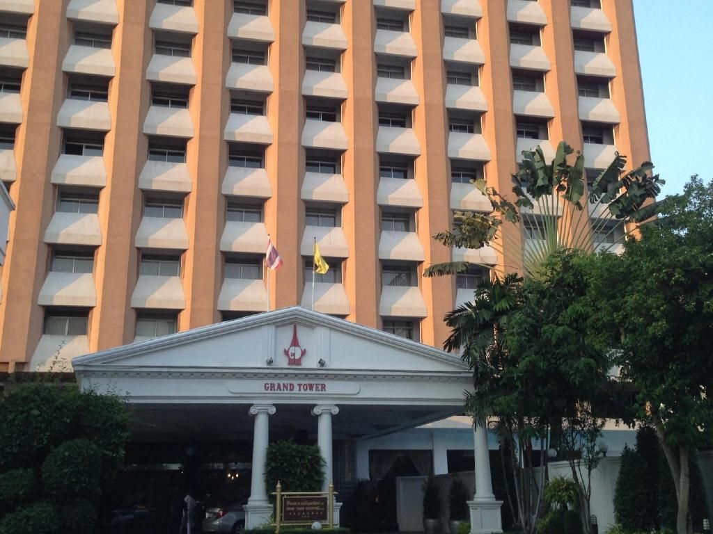 グランド タワー イン スクンビット 55 ホテル1