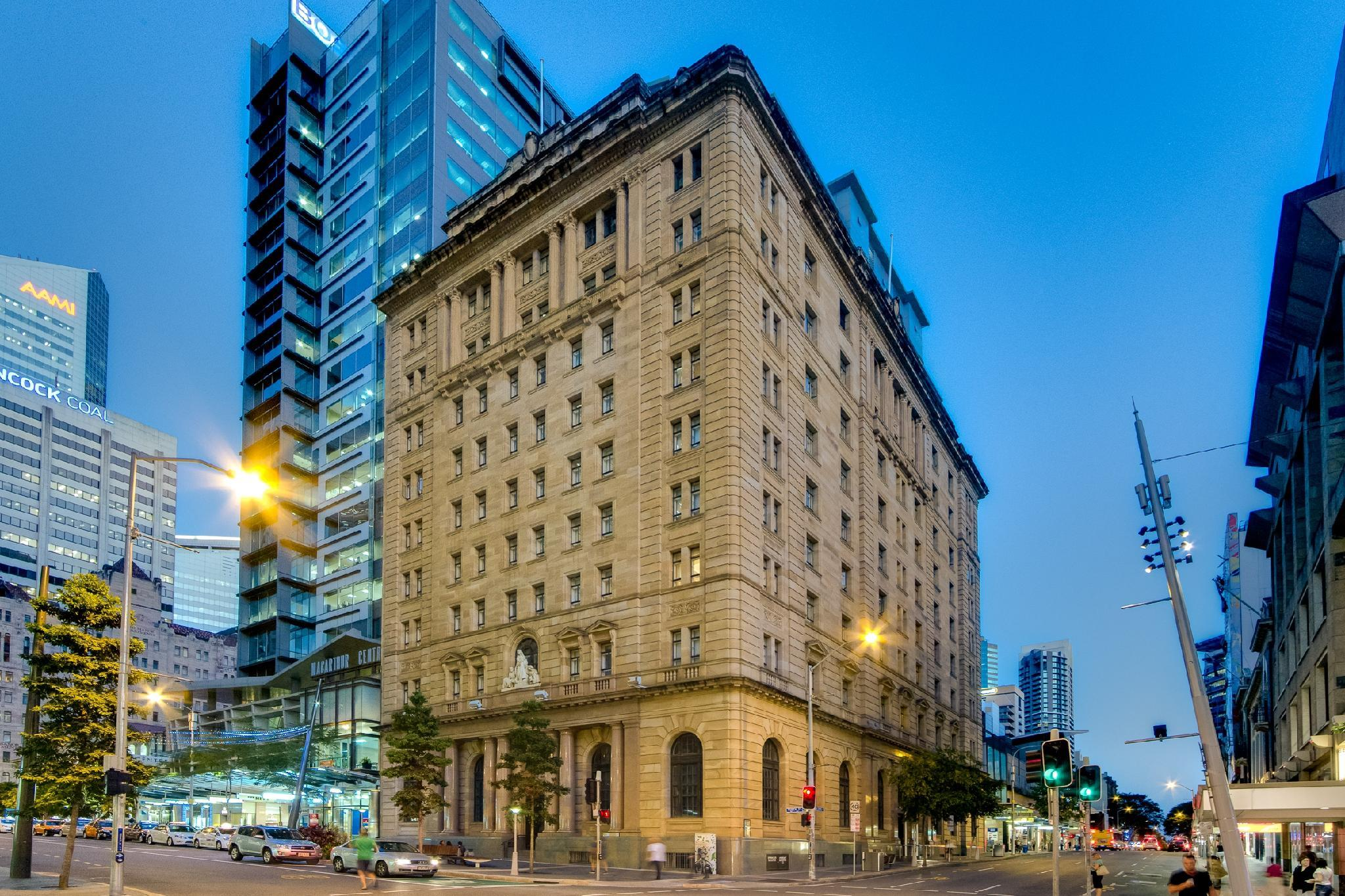 Macarthur Chambers Apartments, City - Inner