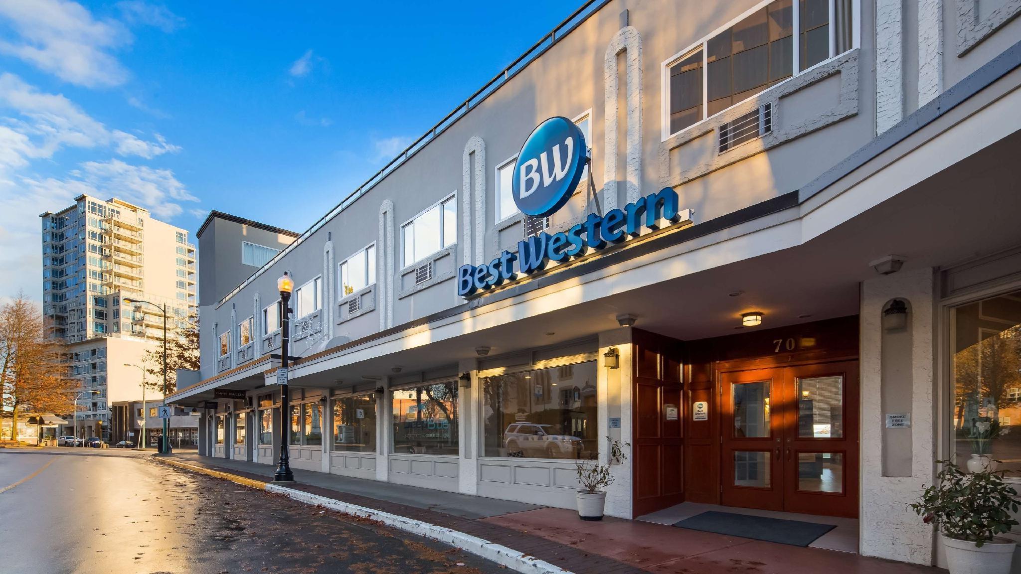 Best Western Dorchester Hotel, Nanaimo