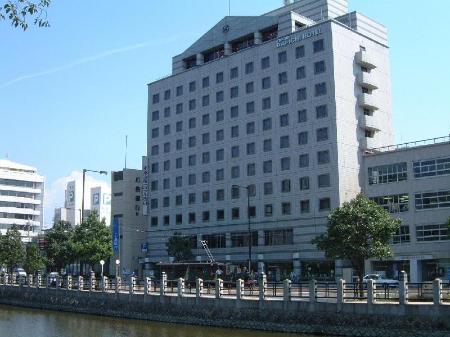東京第一飯店松山 (Tokyo Dai-ichi Hotel Matsuyama)   日本愛媛縣松山市照片