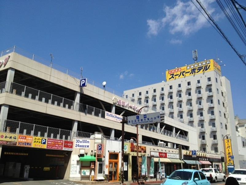 Super Hotel Yamaguchi Yuda Onsen, Yamaguchi