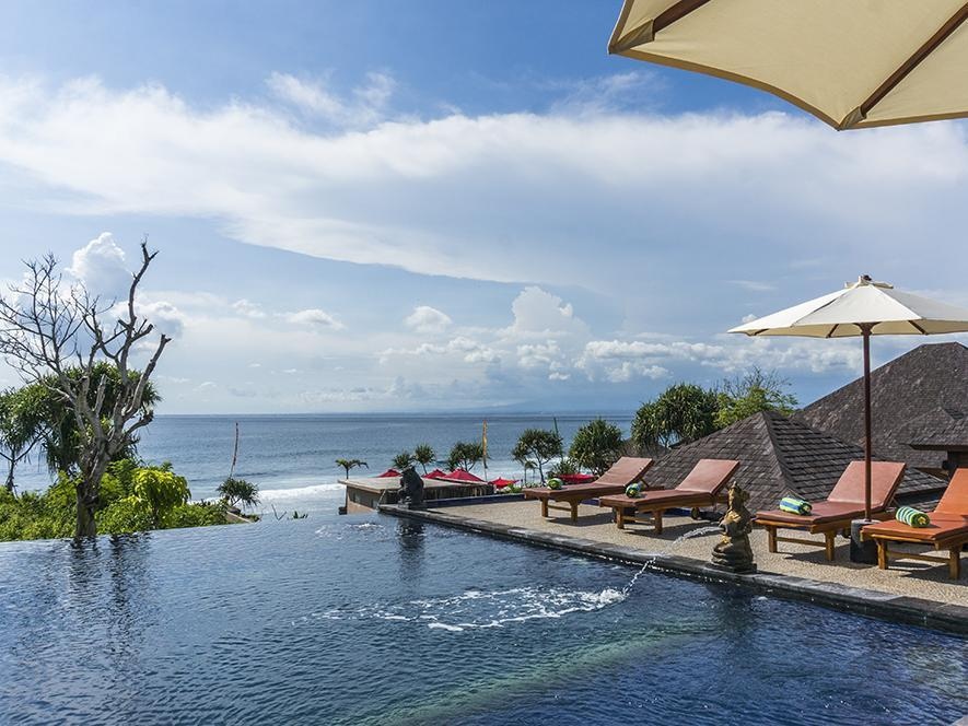 The Ocean Sunset Villa Ceningan, Klungkung