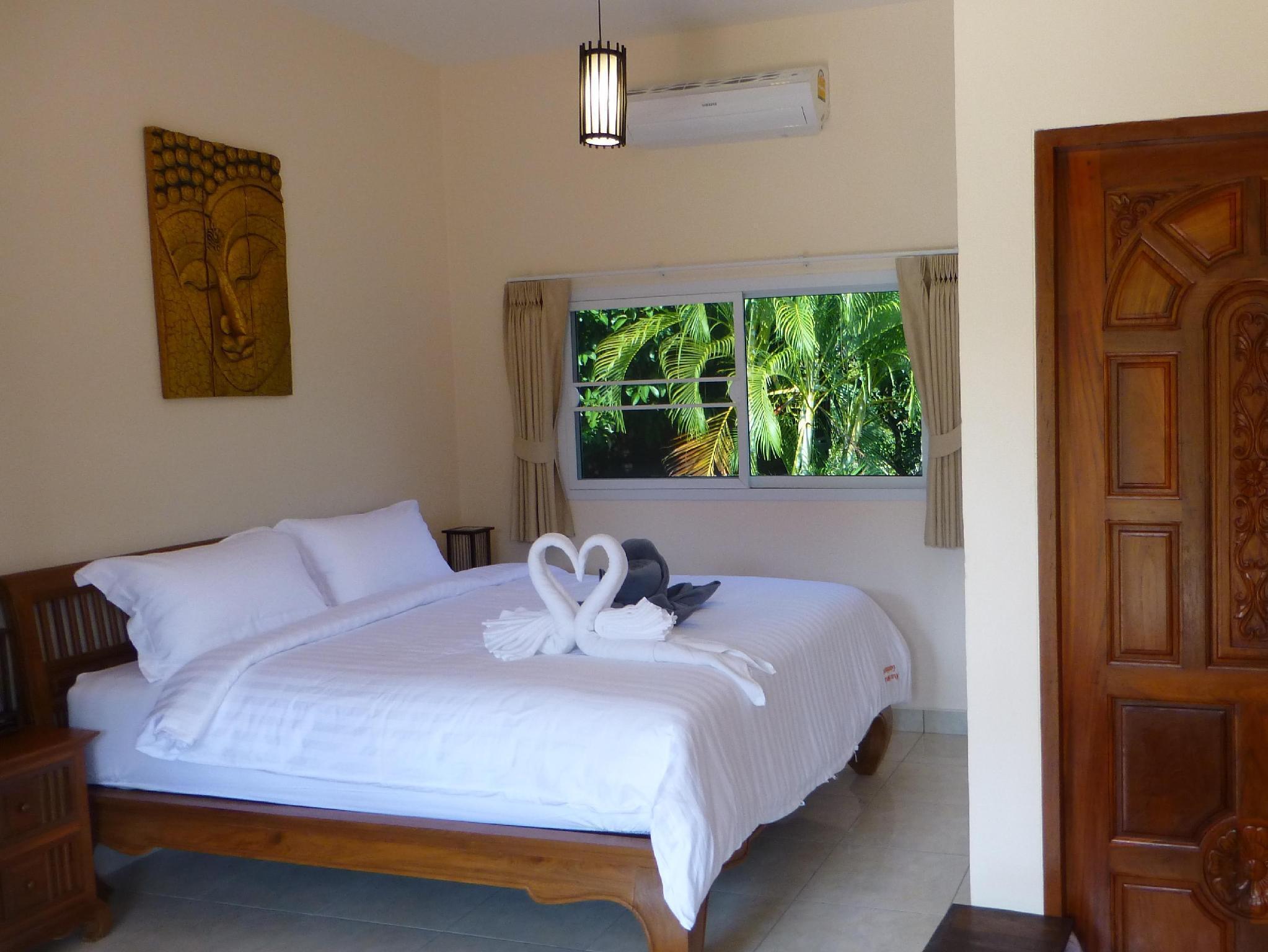Khao Sok Jasmine Garden Resort, Phanom