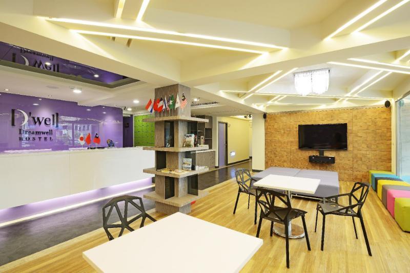 旅悅 國際青年旅館