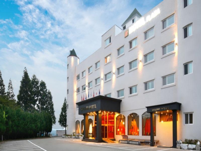 安眠島Plaza飯店