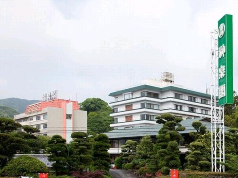 Ureshino Onsen Family Hotel Shinsenkaku, Ureshino