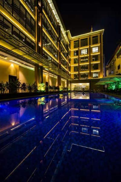 樂宸米雅酒店