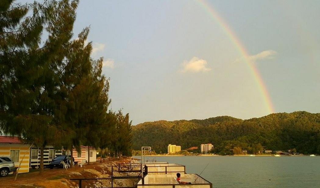 Rockbund Fishing Chalet, Manjung