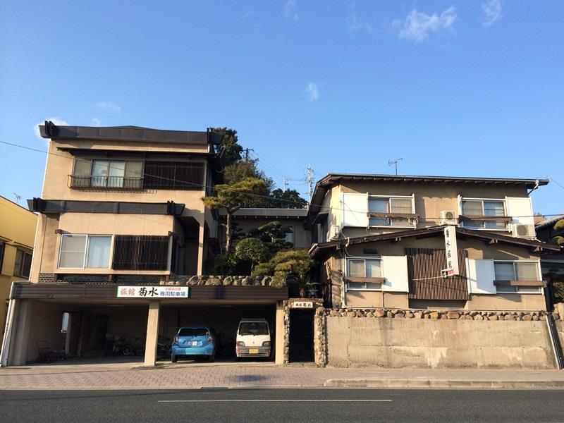 Guesthouse Kikusui Ryokan, Tamano