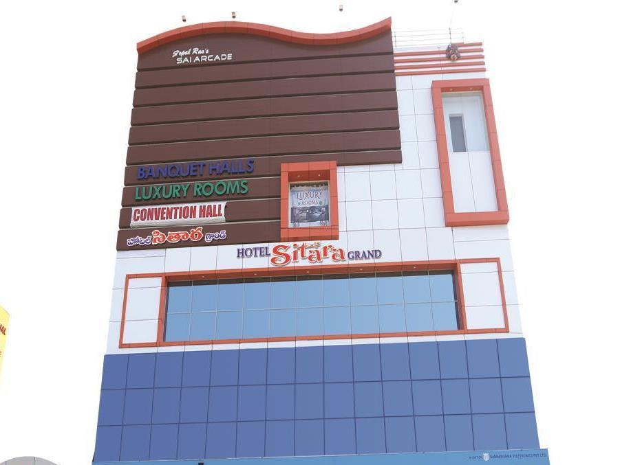 Hotel Sitara Grand Ramchandrapuram, Medak