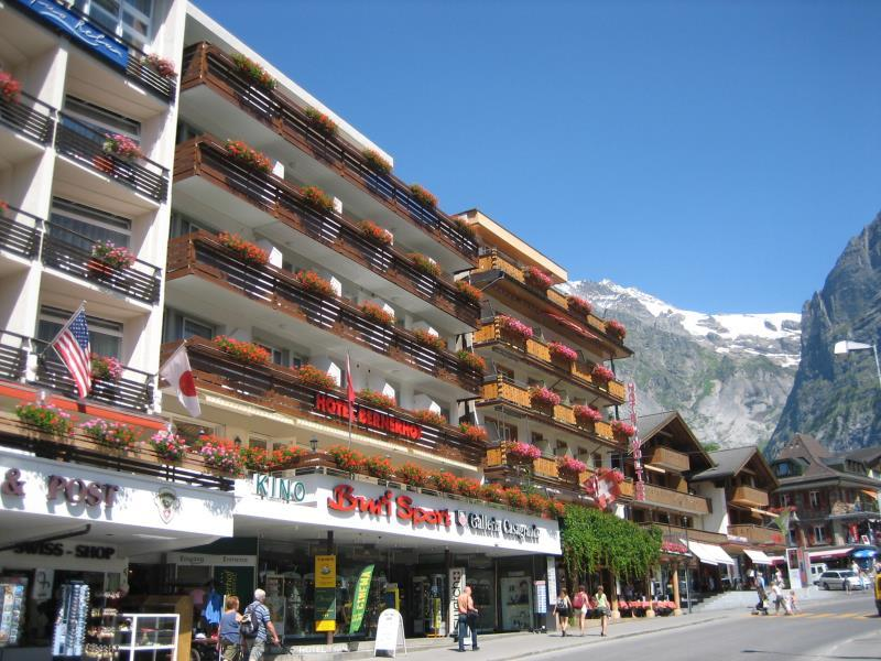 Bernerhof Hotel, Interlaken