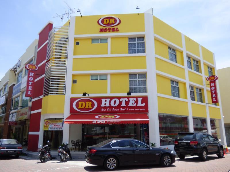 DR Hotel Penang, Barat Daya