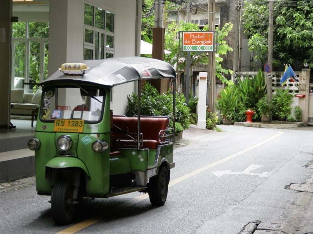 ホテル デ バンコク16