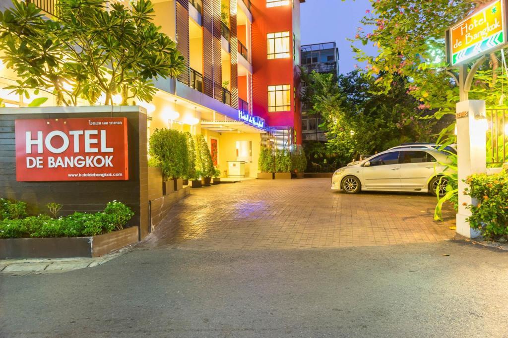 ホテル デ バンコク8
