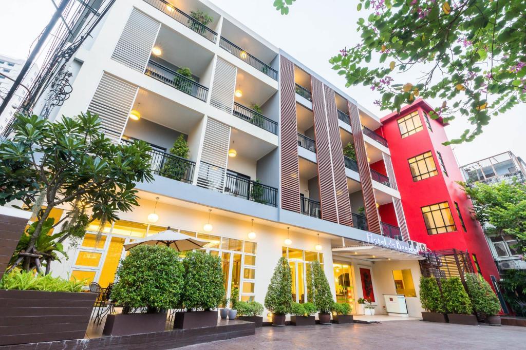 ホテル デ バンコク11