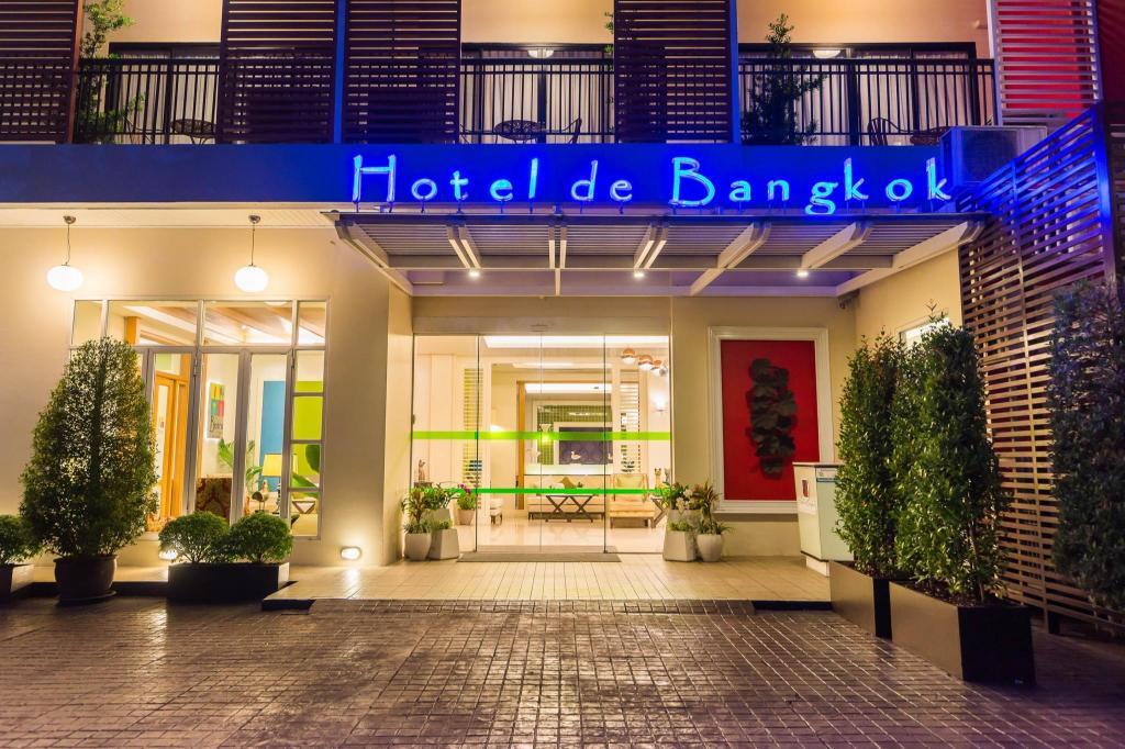 ホテル デ バンコク10