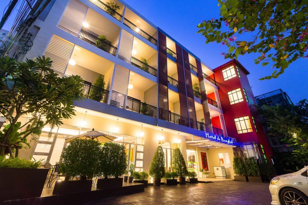 ホテル デ バンコク1