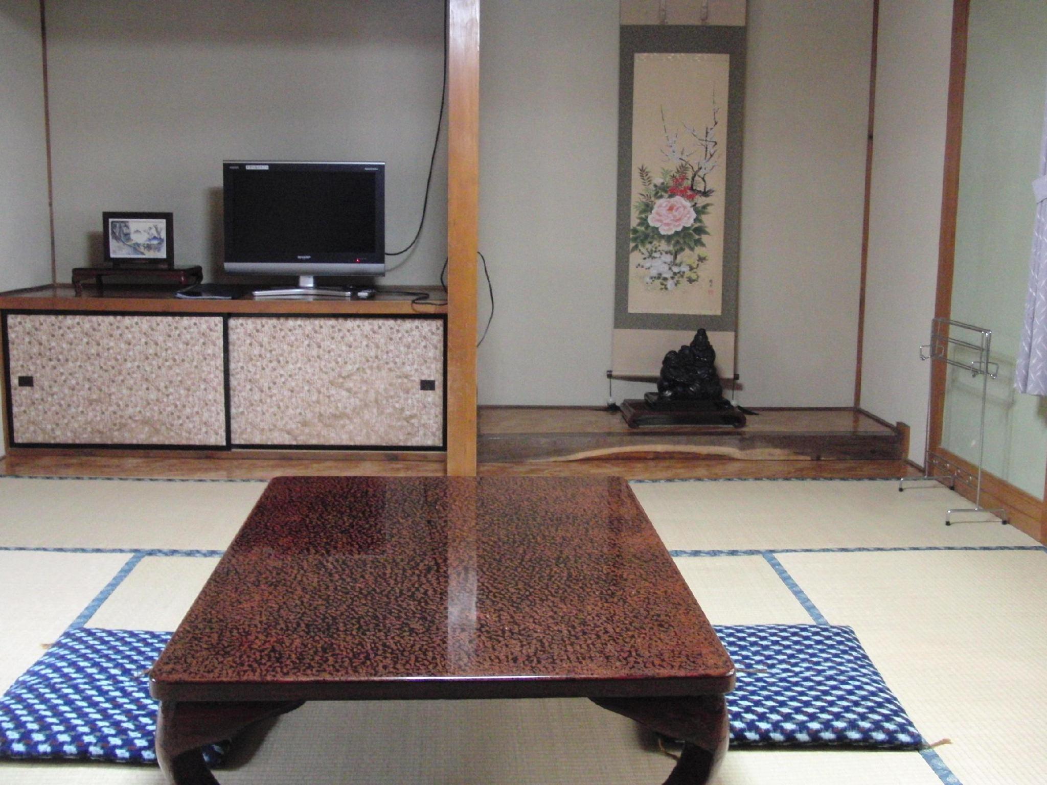 Tajimaya Ryokan, Nagiso