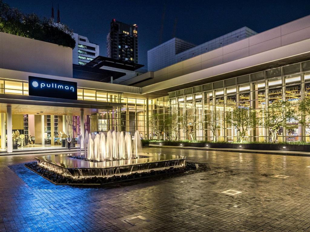 プルマン バンコク キング パワー ホテル1