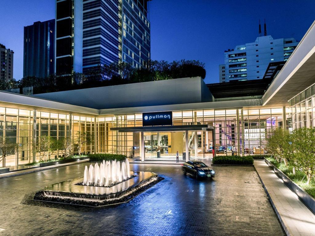 プルマン バンコク キング パワー ホテル14