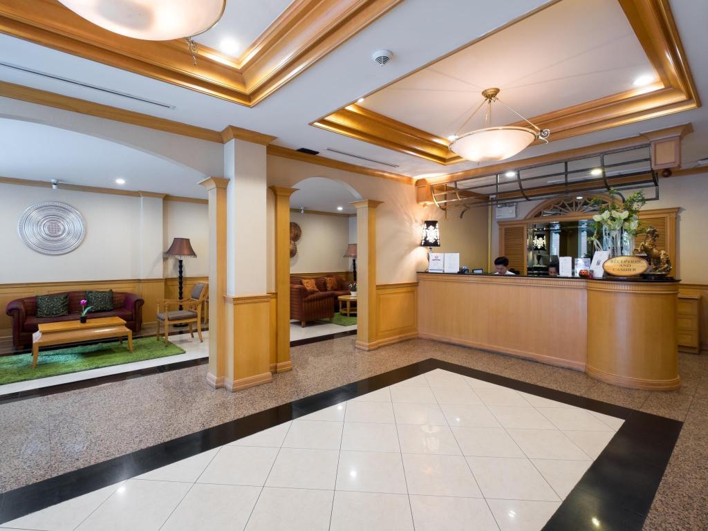 アドミラル スイーツ ホテル3