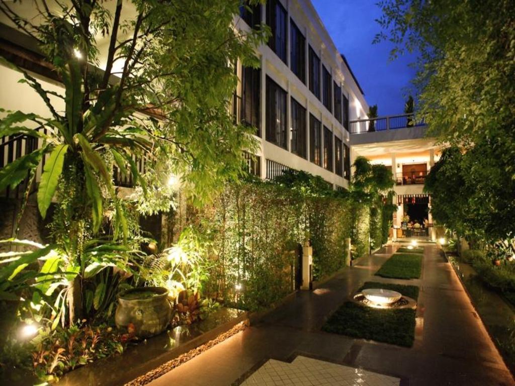 アルンタラ リバーサイド ブティック ホテル11