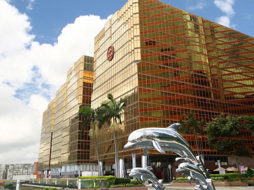 The Royal Pacific Hotel And Towers Hong Kong