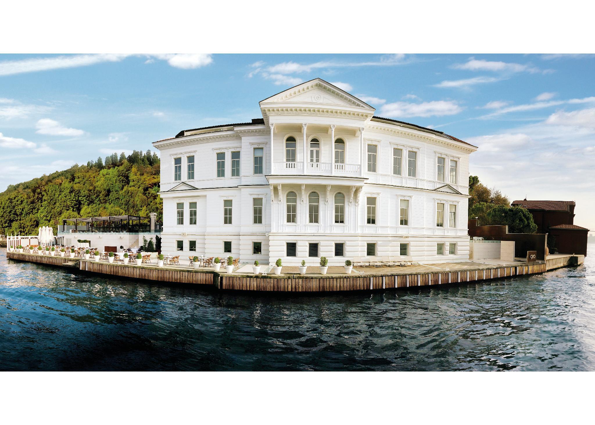 Ajia Hotel, Beykoz