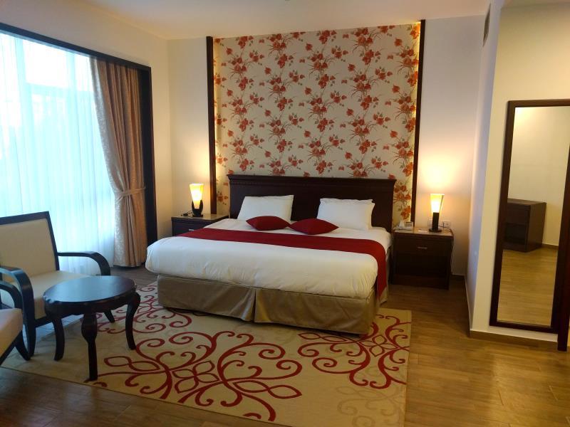 City Inn Palace Hotel, Ramallah and Al-Bireh