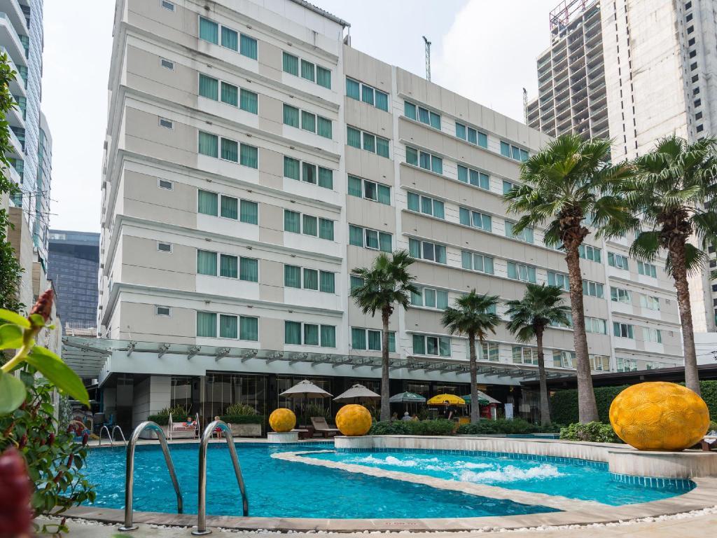 レガシー スイーツ ホテル10