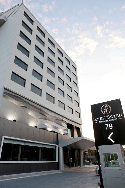 ルイ タバーン ホテル17