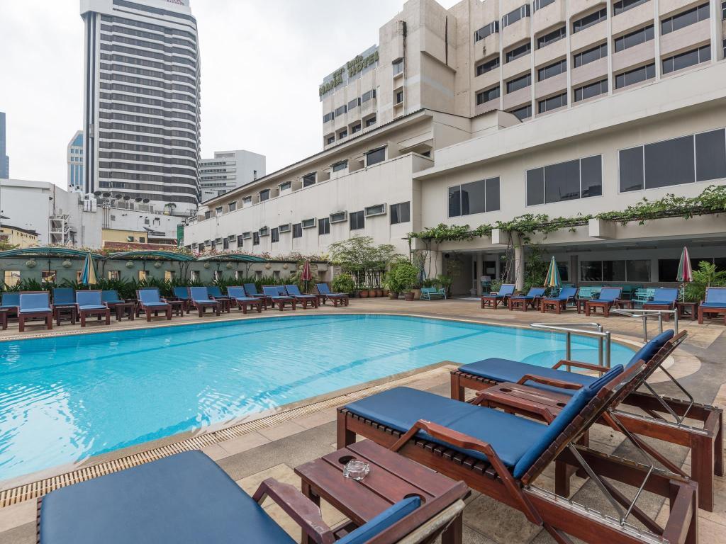 ナナ ホテル バンコク1