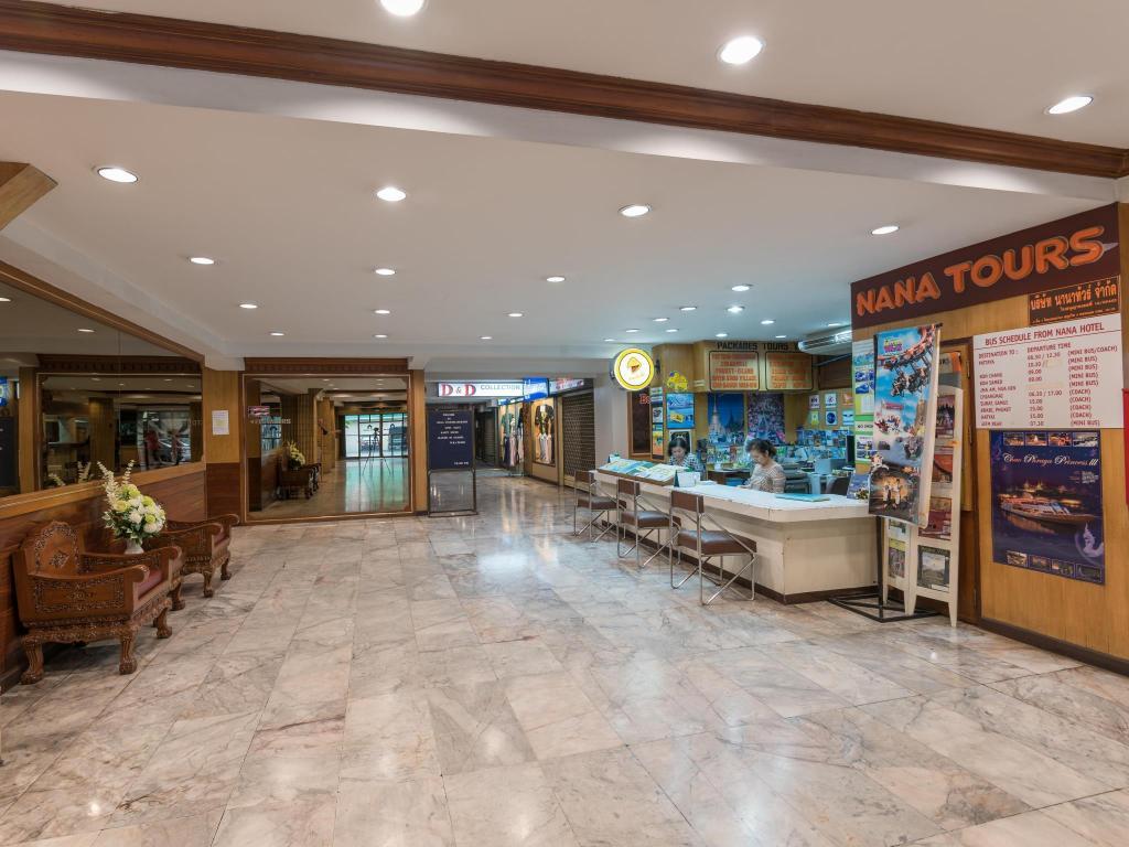 ナナ ホテル バンコク19