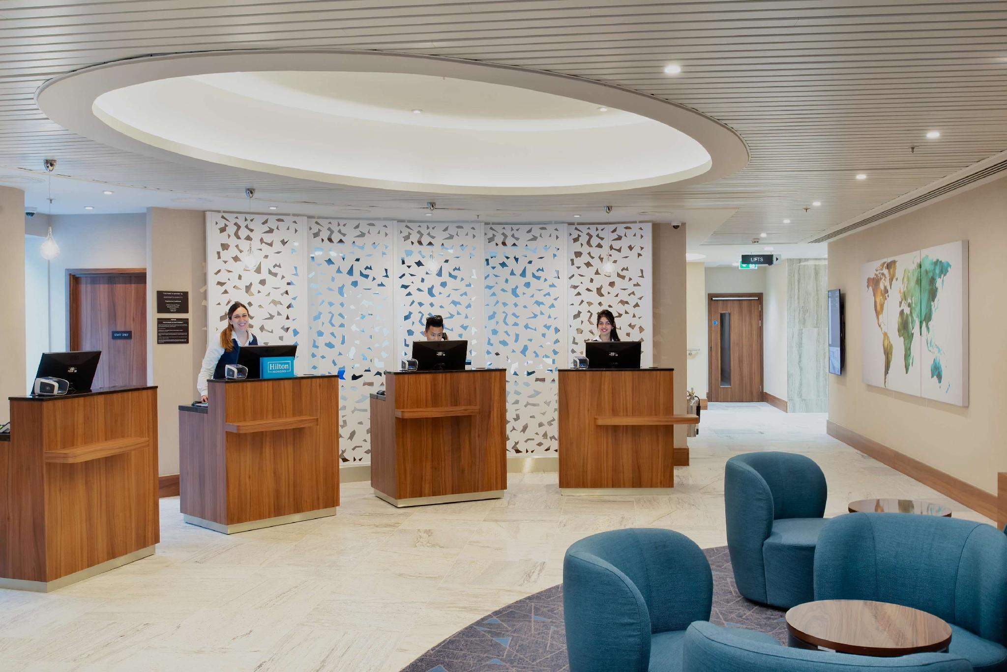 Hilton Garden Inn London Heathrow Terminals 2 and