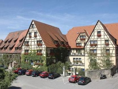 Prinzhotel Rothenburg, Ansbach