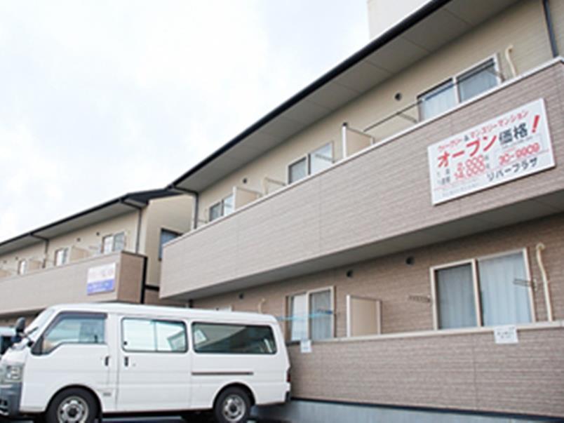 Weekly River Plaza Mansion, Yatsushiro