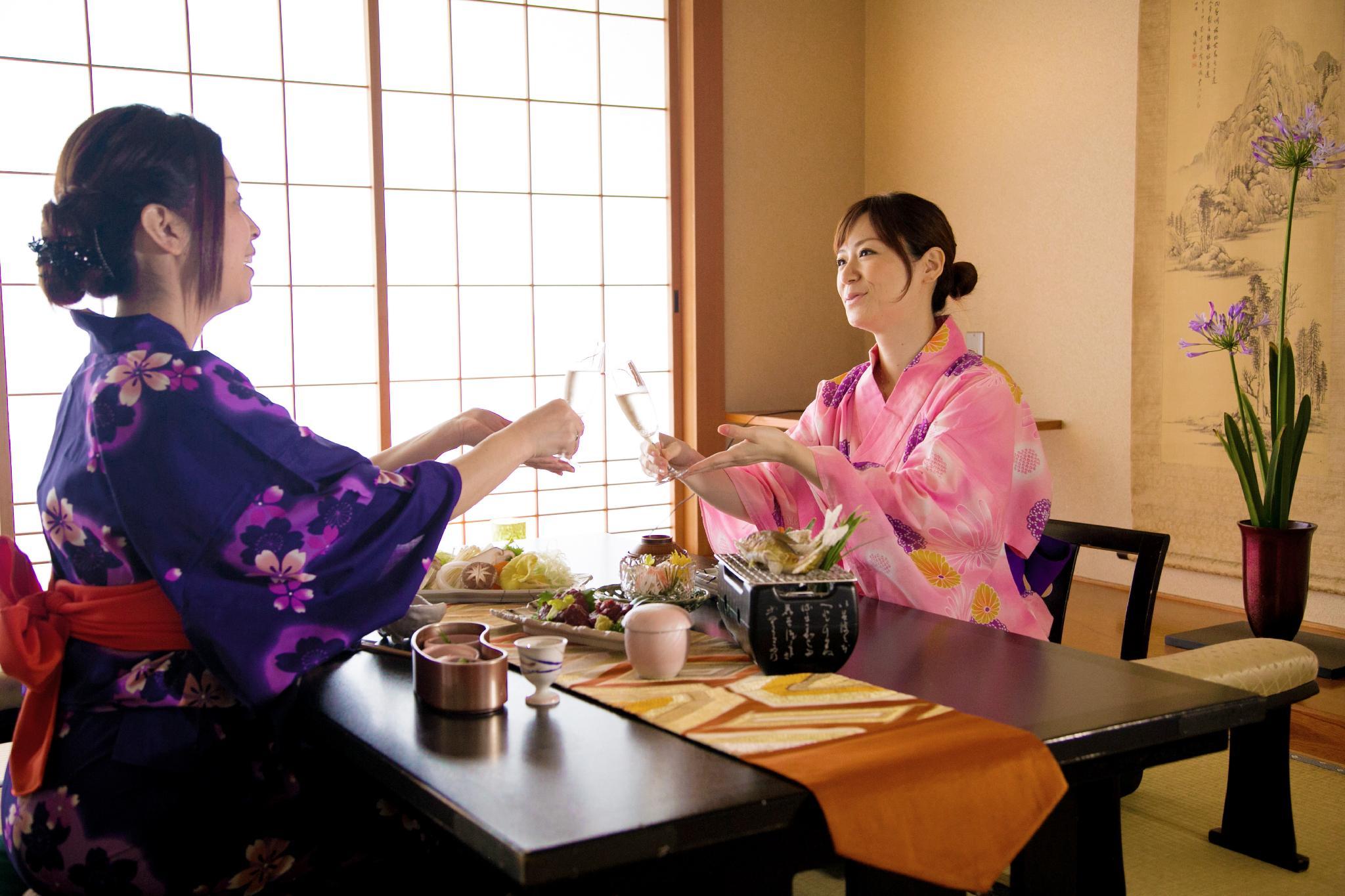 Hitoyoshi Onsen Ryokan Suiranrou, Hitoyoshi