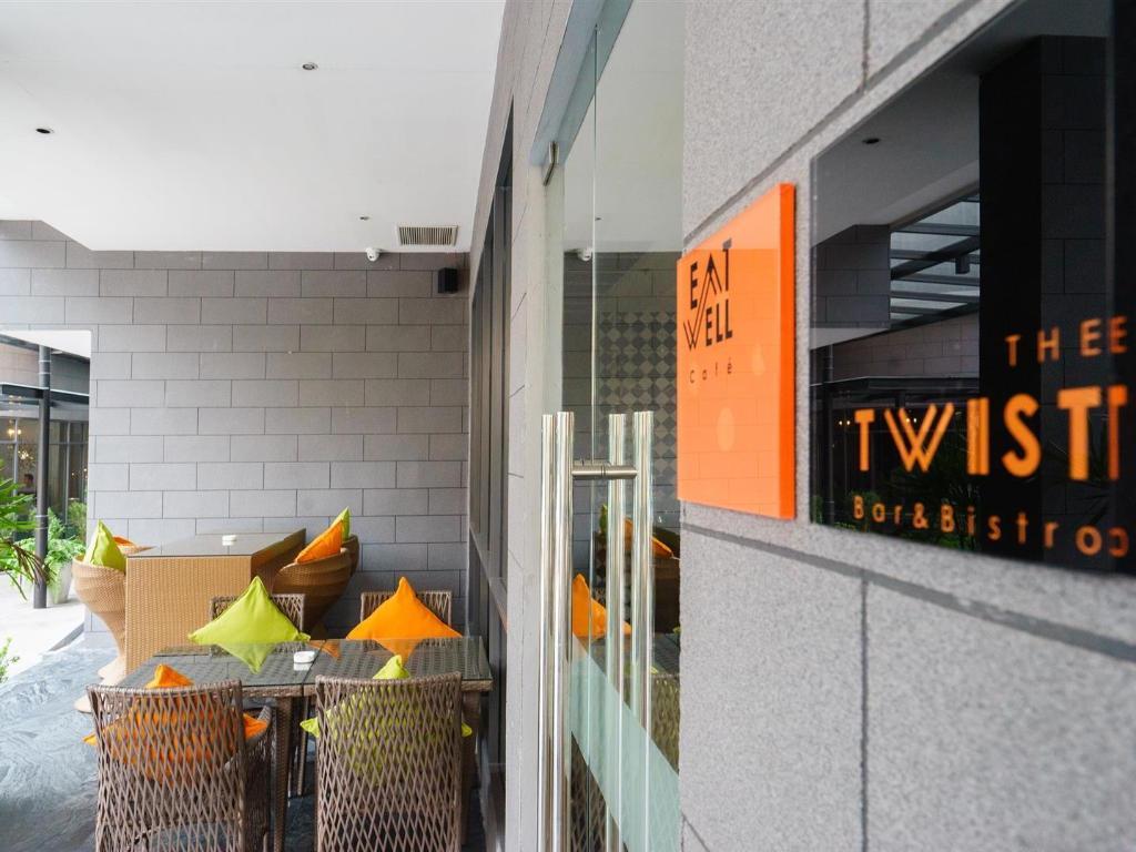 ウェル ホテル バンコク10