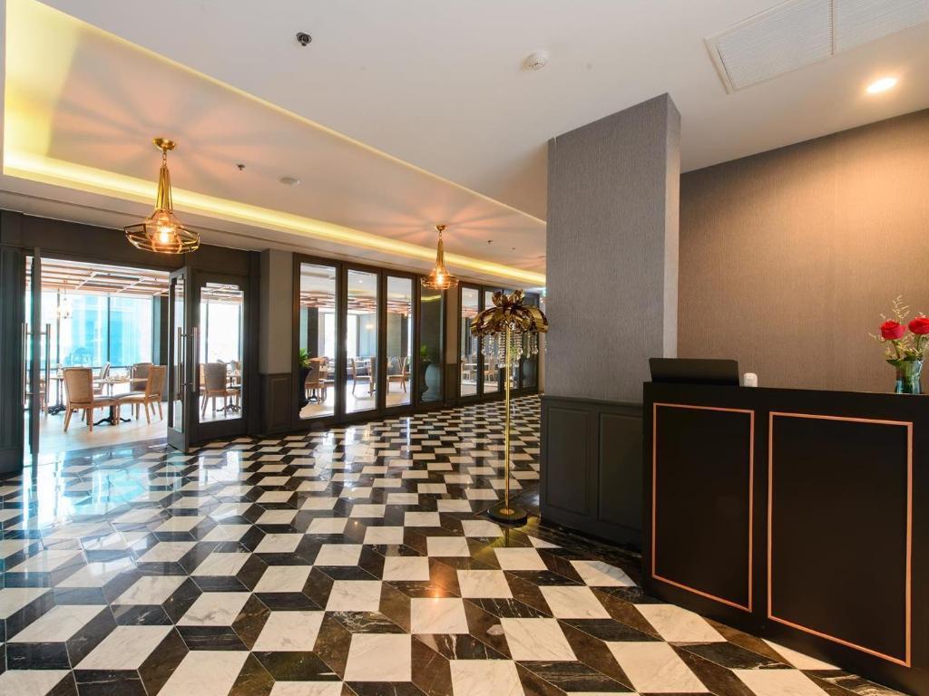 ウェル ホテル バンコク3
