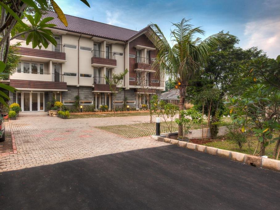 Rumah Kamang Residence, Jakarta Selatan