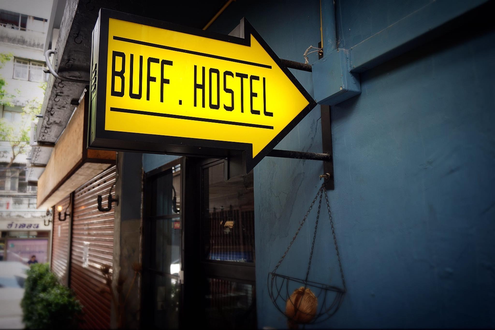 Buff Hostel, Phaya Thai
