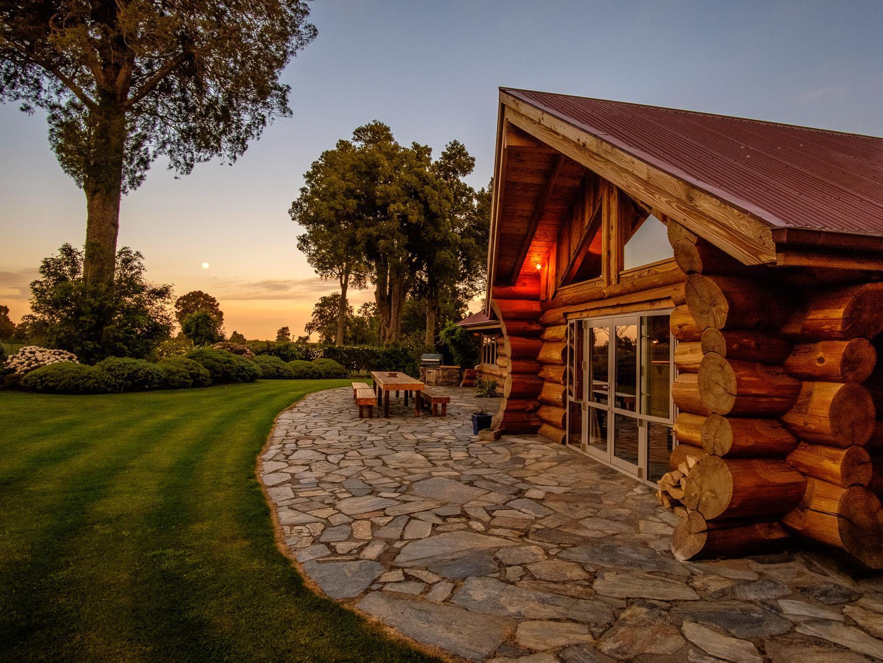 Peel Forest Lodge, Timaru