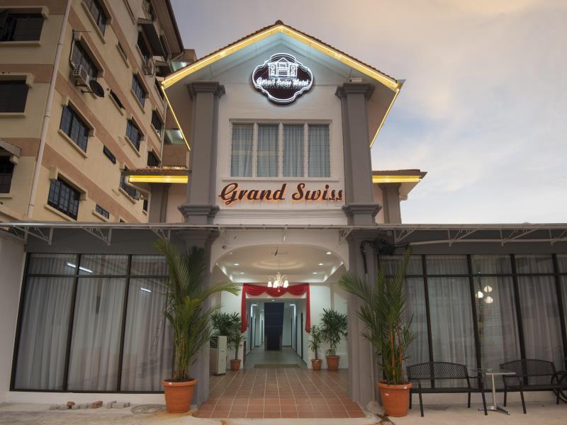 Grand Swiss Hotel, Pulau Penang