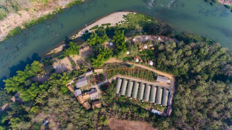 南漢生態小屋