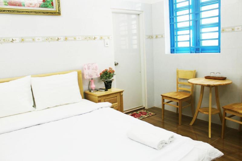 西貢市中心飯店