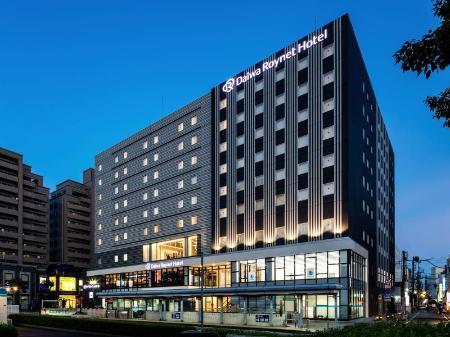 德島站前大和ROYNET飯店 (Daiwa Roynet Hotel Tokushima Ekimae)   日本德島縣德島市照片