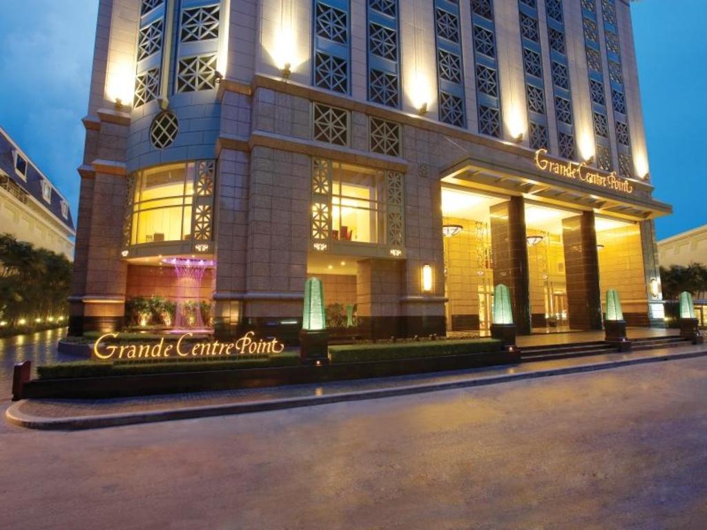 グランデ センター ポイント ホテル ラチャダムリ12